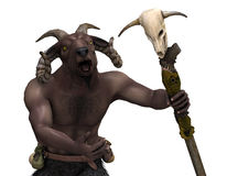 The Horned Stock Images