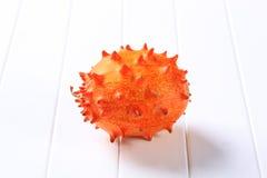 Horned melon Royalty Free Stock Photo