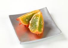 Horned melon Stock Photos