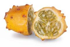 Horned Melon Stock Photo