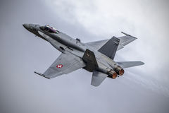 Hornet στις ημέρες 2016 του ΝΑΤΟ Στοκ Εικόνες