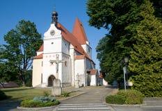 Horni Stropnice, Czech republic Royalty Free Stock Photography