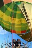Hornillas de un globo del aire caliente fotografía de archivo libre de regalías