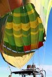 Hornillas de un globo del aire caliente foto de archivo libre de regalías
