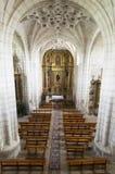 Hornillos del Camino church, Burgos, Santiago de compostela Stock Image