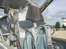 Hornisse F-18 Lizenzfreie Stockfotografie