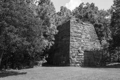 Horno de Glenwood, el condado de Rockbridge, Virginia, los E.E.U.U. imagen de archivo