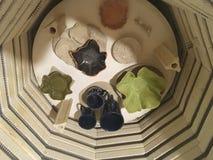 Horno de la cerámica Imagen de archivo libre de regalías