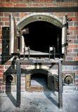Horno de la cremación Imagen de archivo libre de regalías