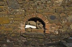 Horno de piedra tradicional antiguo Fotos de archivo