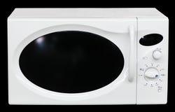 Horno microondas moderno Imagen de archivo libre de regalías