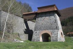 Horno viejo cerca de Adamov Foto de archivo