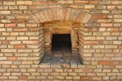 Horno viejo del pan, sitio arqueológico de la ciudad romana de Italica, Andalucía, España Fotografía de archivo libre de regalías