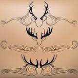 Horns Royalty Free Stock Photos