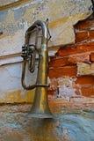 hornsection instrument muzyczny części saksofon Fotografia Stock