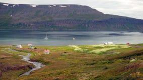 Hornstrandir Στοκ εικόνα με δικαίωμα ελεύθερης χρήσης