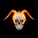 Horny devil Stock Photos
