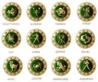 Horoscoop Stock Afbeeldingen