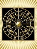 Horoscoop Stock Illustratie