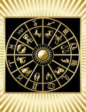 Horoscoop Royalty-vrije Stock Foto