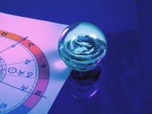 Horoscoop Stock Foto