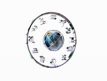 Horoscoop, de dierenriem. vector illustratie