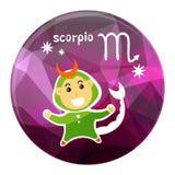Horoscop signs-12 Stock Photo