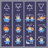 Horoscop teken-14 Stock Foto