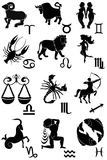 Horoscope Royalty Free Stock Images