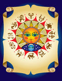 Horoscope Immagine Stock