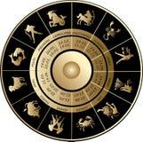 Horoscope Foto de Stock