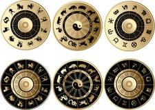 Horoscope Stock Image