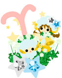 Horoscope ~Aries~ Royalty Free Stock Photo