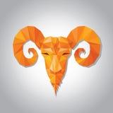 Horoscope Aries Stock Photo