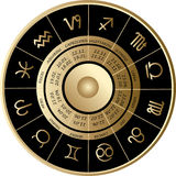 Horoscope chinese Royalty Free Stock Photos
