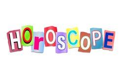 Horoscope concept. Royalty Free Stock Photo