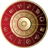 Horoscope icon Royalty Free Stock Images