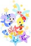 Horoscope Icons Stock Image