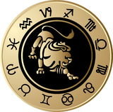 Horoscope Leo Stock Photos