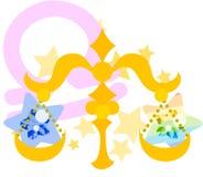 Horoscope ~Libra~ Stock Images