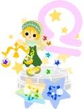 Horoscope ~Libra~ Stock Photos