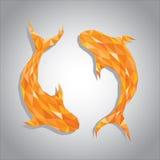 Horoscope Pisces imagem de stock