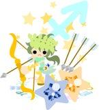 Horoscope ~Sagittarius~ Royalty Free Stock Photos