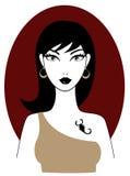 Horoscope sign. Horoscope and zodiac sign illustration Stock Image