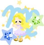 Horoscope ~Virgo~ Royalty Free Stock Photo