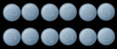 Horoscope - zodiac Stock Photography