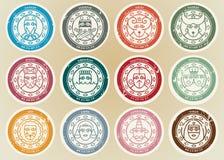 Horoscope Zodiac Stock Photography