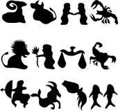 Horoskop Obrazy Stock