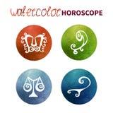 horoskop Stockbild
