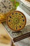 horoskop royaltyfri foto